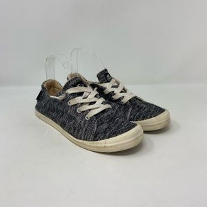 Roxy Womens Low Casual Soft Sneakers Size 10